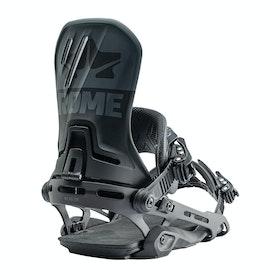 Rome D.o.d. Snowboard Bindings - Black Logo