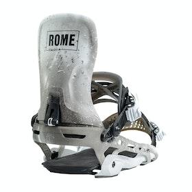 Rome Targa Snowboard Bindings - Whiteroom