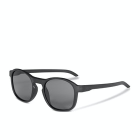 Sweet Heat Sunglasses - Crystal Black ~ Obsidian Black