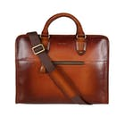 Oliver Sweeney Hereford Leather Briefcase