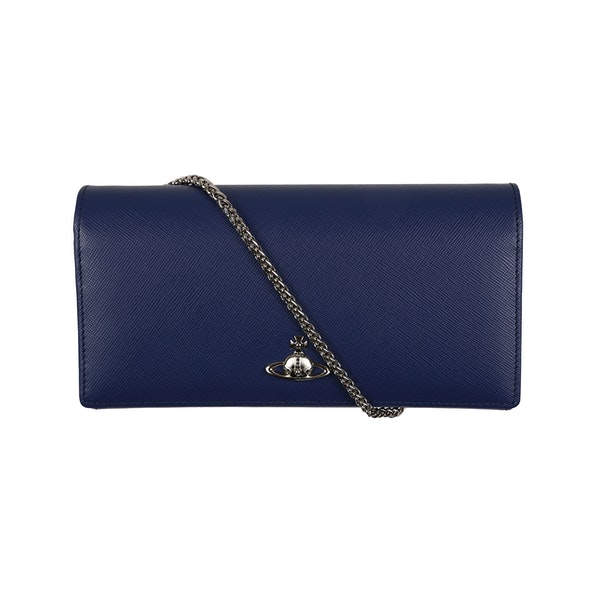 Vivienne Westwood Pimlico Long With Chain Women's Purse
