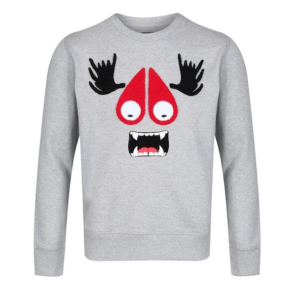 Moose Knuckles Moose Munster Sweatshirt Sweater