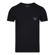 Emporio Armani Classic Knit Kurzarm-T-Shirt