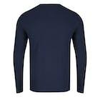 Emporio Armani Stretch Knit Langarm-T-Shirt