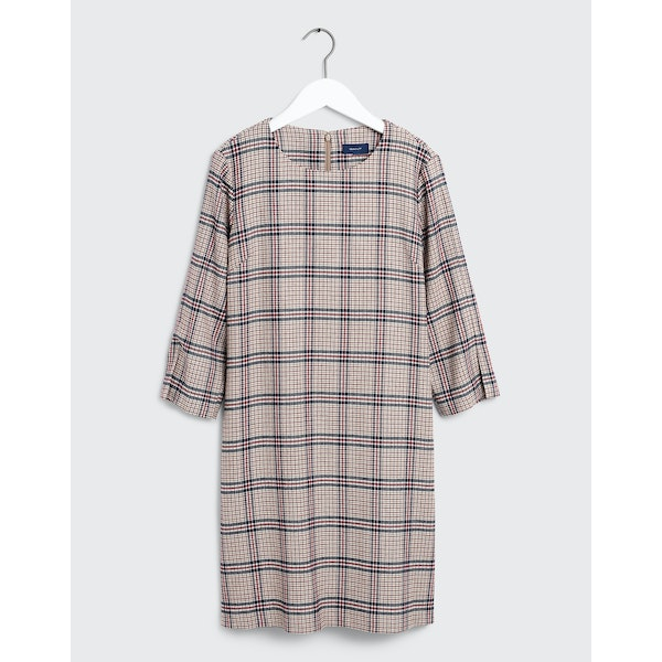 Gant Washable Wool A-line Dress
