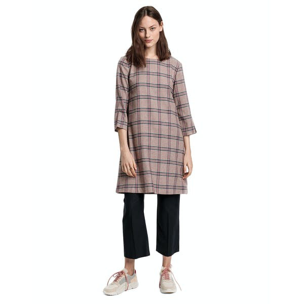 Gant Washable Wool A-line , Klänning