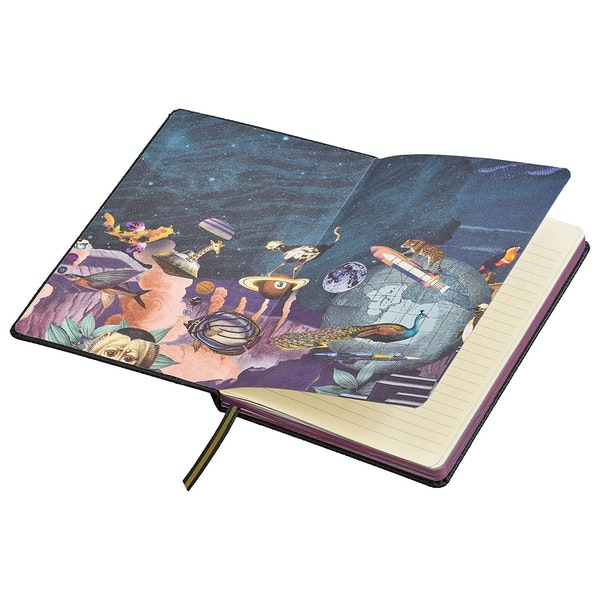 Book Ted Baker A5 Notebook Brogue