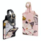 Ted Baker Set Of Two Luggage Tags Damen Kofferanhänger