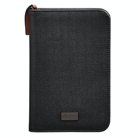Ted Baker Travel Ted's World Document Holder - Black