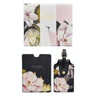 Ted Baker Travel Set Passport And Damen Kofferanhänger