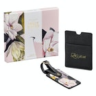 Ted Baker Travel Set Passport And Kvinner Bagasjelapp