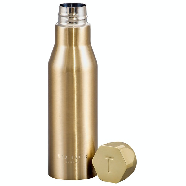 Ted Baker Hexagonal Lid Water Bottle