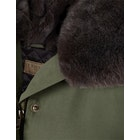 Troy London Rex Parka Faux Fur Women's Jacket