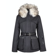 Troy London x Amanda Wakeley Elements Parka Fur Womens ジャケット