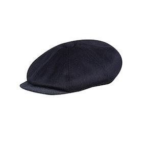 Paul Smith 8 Piece Flat Hat - Navy