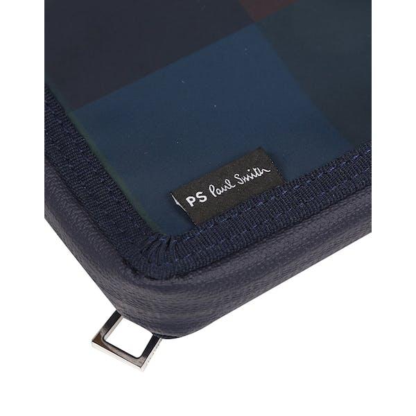 Paul Smith Nylon Check Wallet