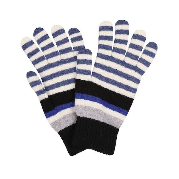 Paul Smith Lew Stripe Gloves