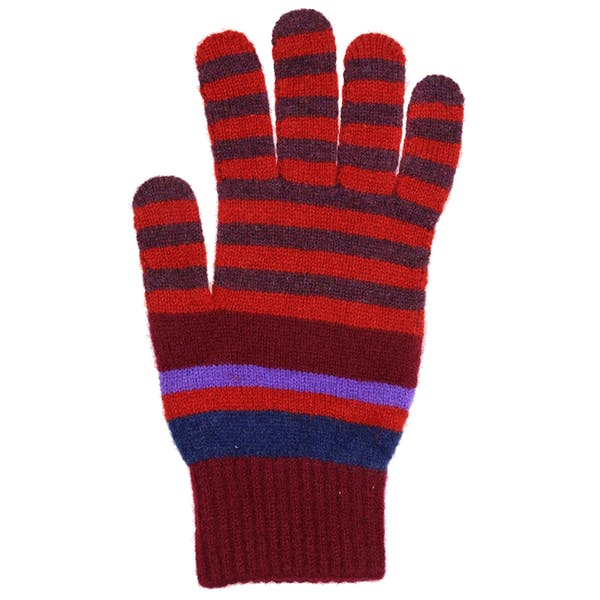 Paul Smith Lew Stripe Gloves