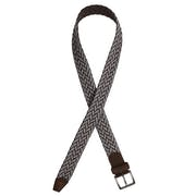 Anderson Woven Men's Leather Belt