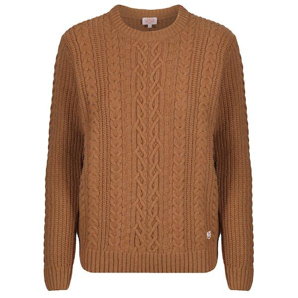 Armor Lux Pull Irlandais Herit Women's Sweater