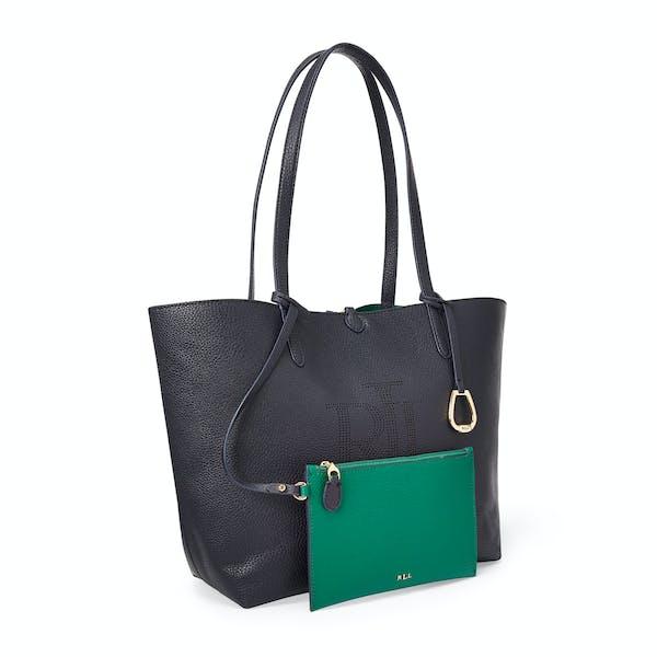 Ralph Lauren Reversible Tote Medium Shopper Bag