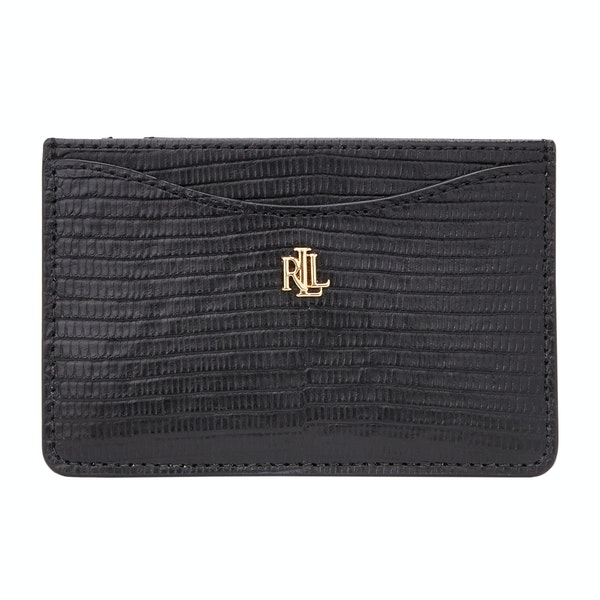 Card Holder Ralph Lauren Slim Medium
