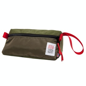 Topo Designs Dopp Kit Washbag - Olive