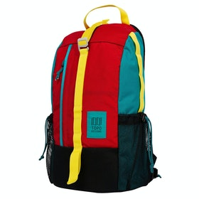 Topo Designs Backdrop Backpack - Red