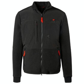Topo Designs Subalpine Damen Fleece - Black