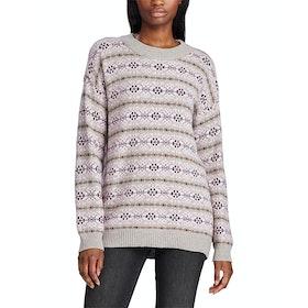 Lauren Ralph Lauren Fair Isle Women's Sweater - Multi
