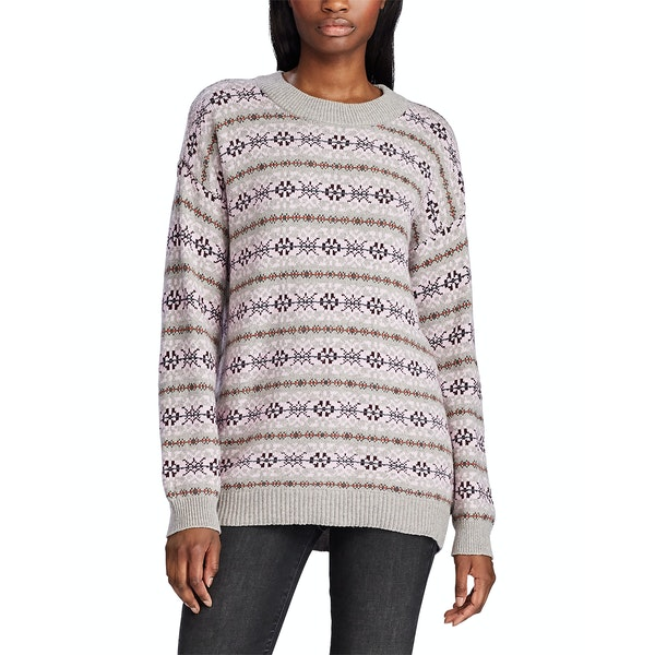 Lauren Ralph Lauren Fair Isle Women's Sweater