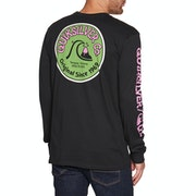 Quiksilver Daily Wax Long Sleeve T-Shirt