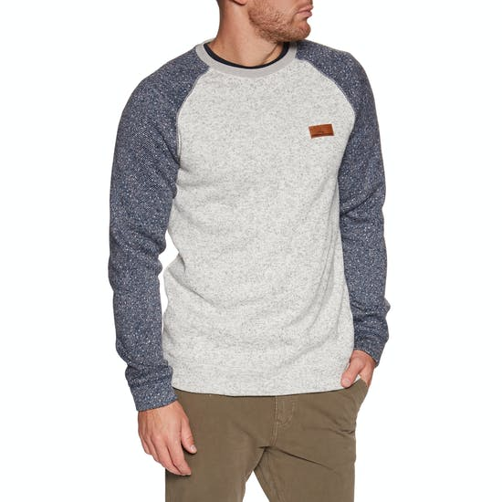 Quiksilver Keller Block Crew Sweater