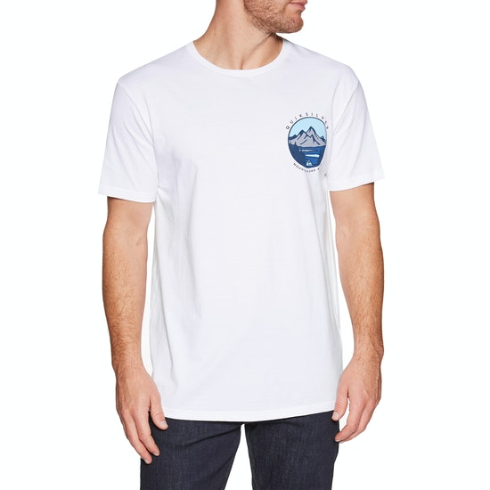 Quiksilver Lake Chaser Short Sleeve T-Shirt