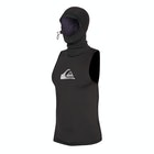 Quiksilver 2mm Syncro Plus Sleeveless Hooded Thermal Rash Vest