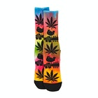 Huf Woodstock Plantlife Socks