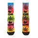 Huf Woodstock Plantlife Socks