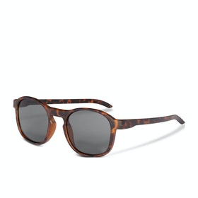Sweet Heat Sunglasses - Tortoise ~ Obsidian Black