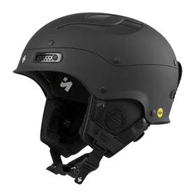 Sweet Trooper II Mips Ski Helmet - Dirt Black