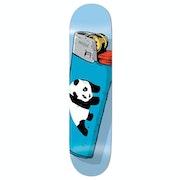 Enjoi Blue Lighter R7 Skateboard Deck