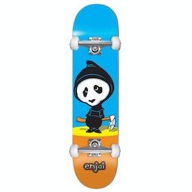 Skateboard Enjoi Creeper Youth Fp Complete - Blue Orange
