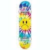 Enjoi Frowney Tie Dye Fp Comp Skateboard - Tie Dye