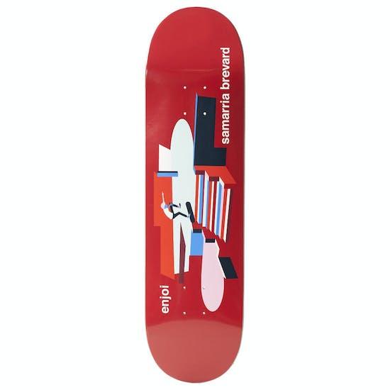 Enjoi Spot Check R7 Skateboard Deck
