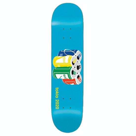 Enjoi Tokio 2020 R7 Skateboard Deck