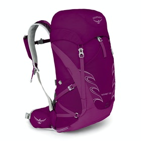 Osprey Tempest 30 Womens Hiking Backpack - Mystic Magenta