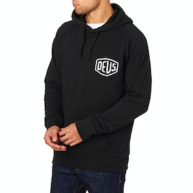 Deus Ex Machina Venice Address Pullover Hoody - Black