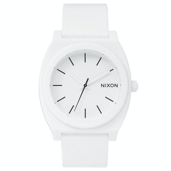Nixon Time Teller PU Watch