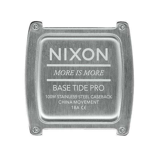 Nixon Base Pro Tide Watch