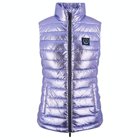 Imperial Riding Madrid Ladies Gilet - Metallic Hologram