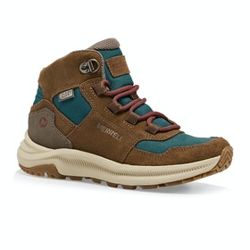 Bottes de marche Enfant Merrell M-ontario 85 Waterproof Mid - Dragonfly